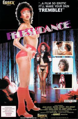 Flesh Dance Movie Poster 24x36 - Fame Collectibles