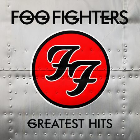 Foo Fighters Poster Greatest Hits Album Art 24x36 - Fame Collectibles