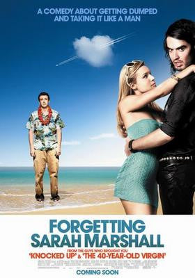Forgetting Sarah Marshall Movie Poster 24x36 - Fame Collectibles