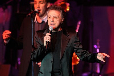 Frankie Valli 8x10 photo - Fame Collectibles