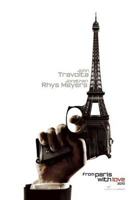 From Paris With Love Movie Poster 24x36 - Fame Collectibles