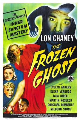 Frozen Ghost The Movie Poster 24x36 - Fame Collectibles