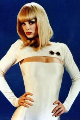 Galaxina Movie Poster 24in x 36in - Fame Collectibles