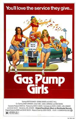 Gas Pump Girls Movie Poster 24x36 - Fame Collectibles