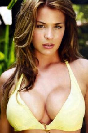 Gemma Atkinson Poster 24in x 36in - Fame Collectibles