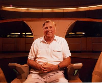 gene roddenberry poster #n20 24x36 - Fame Collectibles
