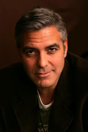 George Clooney Poster great portrait 24x36 - Fame Collectibles