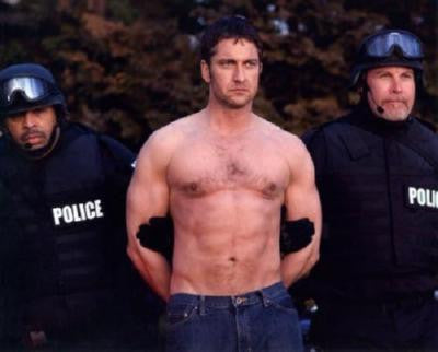 Gerard Butler Poster 24in x 36in - Fame Collectibles