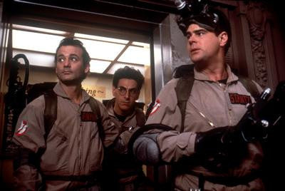 Ghostbusters Movie Poster 24x36 - Fame Collectibles