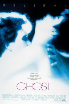Ghost Movie Poster 24x36 - Fame Collectibles