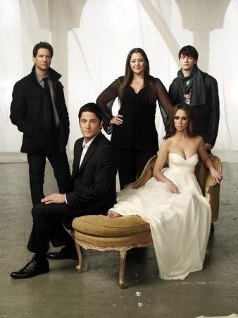 Ghost Whisperer Cast Poster White Rooms 24x36 - Fame Collectibles