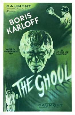 Ghoul The Poster Boris Karloff 24inx36in - Fame Collectibles