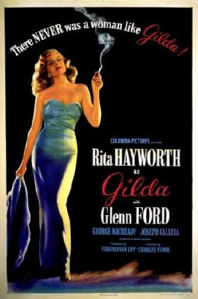Gilda Movie Poster 24in x 36in - Fame Collectibles