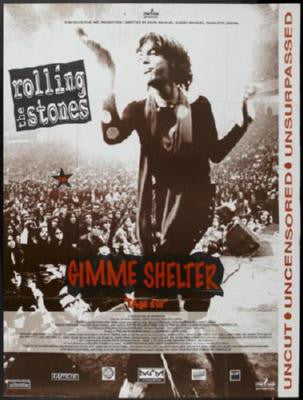 Gimme Shelter Poster 24inx36in - Fame Collectibles