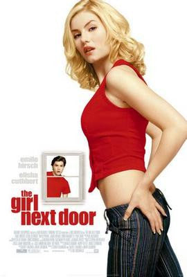 Girl Next Door Movie Poster 24x36 - Fame Collectibles