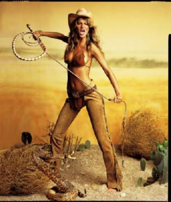 Gisele Bundchen Poster 24in x 36in - Fame Collectibles