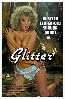 Glitter Shauna Grant Movie Poster 24x36 - Fame Collectibles