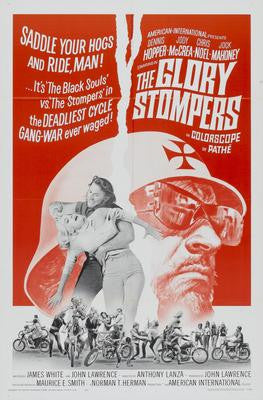 Glory Stompers The Movie Poster 24x36 - Fame Collectibles