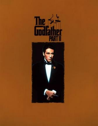 Godfather 2 The Movie Poster 24x36 - Fame Collectibles