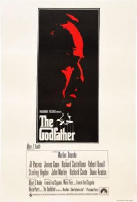 Godfather The Movie Poster 24in x 36in - Fame Collectibles
