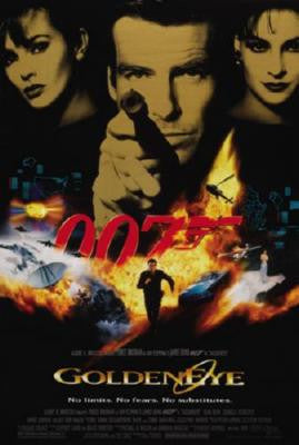 Goldeneye Poster 24inx36in - Fame Collectibles