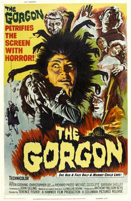 Gorgon The Movie Poster 24x36 - Fame Collectibles