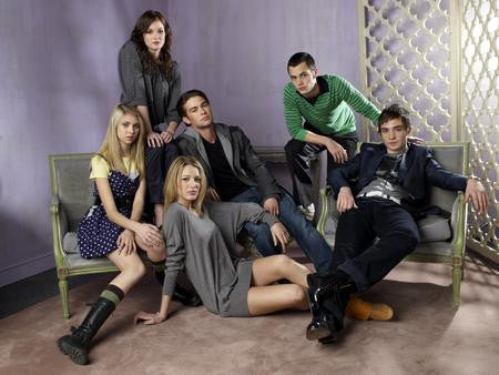 Gossip Girl Cast Poster 24x36 - Fame Collectibles