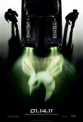 Green Hornet Poster 24x36 - Fame Collectibles