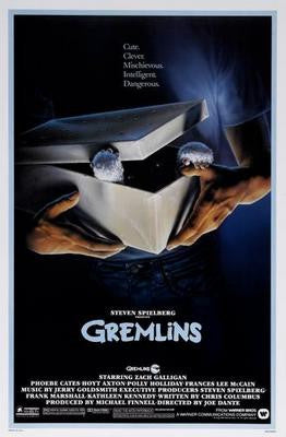 Gremlins Movie Poster 24x36 - Fame Collectibles