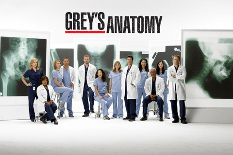 Greys Anatomy Puzzle Fun-Size 120 pcs - Fame Collectibles
