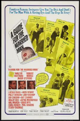 Guide For The Married Man A Poster 24inx36in - Fame Collectibles
