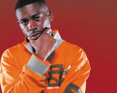 Gza Poster 24x36 orange jacket #A 24x36 - Fame Collectibles
