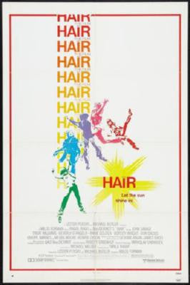 Hair Poster 24inx36in - Fame Collectibles