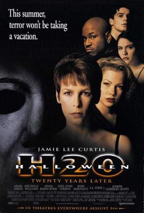 Halloween H20 Movie Poster 24x36 - Fame Collectibles