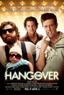 Hangover The Movie Poster 24in x 36in - Fame Collectibles
