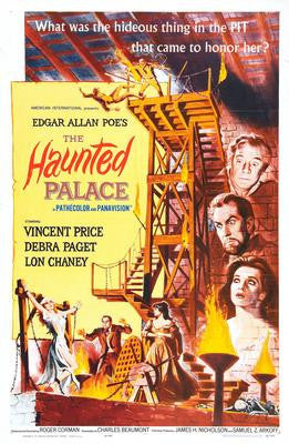 Haunted Palace The Movie Poster 24x36 - Fame Collectibles