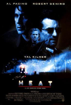 Heat Movie Poster 24x36 - Fame Collectibles