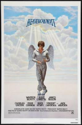 Heaven Can Wait Poster 24inx36in - Fame Collectibles
