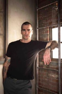 Henry Rollins Poster 24in x 36in - Fame Collectibles