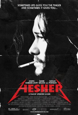 Hesher Movie Poster 24x36 - Fame Collectibles