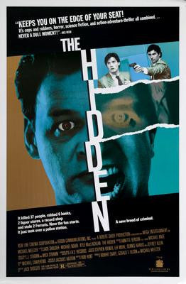 Hidden The Movie Poster 24x36 - Fame Collectibles