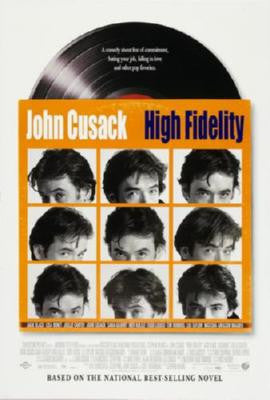 High Fidelity Poster #02 24inx36in - Fame Collectibles
