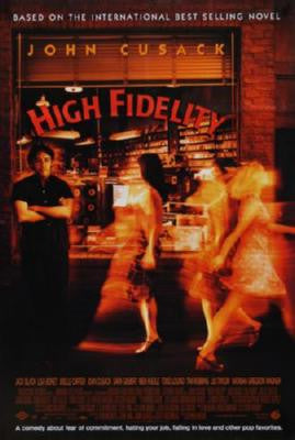 High Fidelity Poster #03 24inx36in - Fame Collectibles