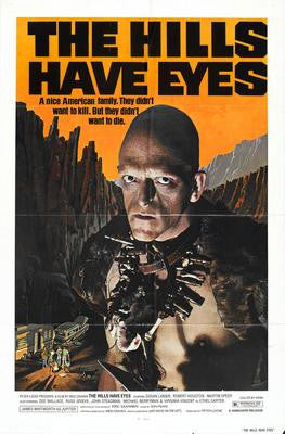 Hills Have Eyes The Movie Poster 24x36 - Fame Collectibles
