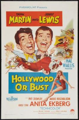 Hollywood Or Bust Poster 24inx36in - Fame Collectibles