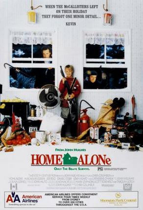 Home Alone Movie Poster 24x36 - Fame Collectibles