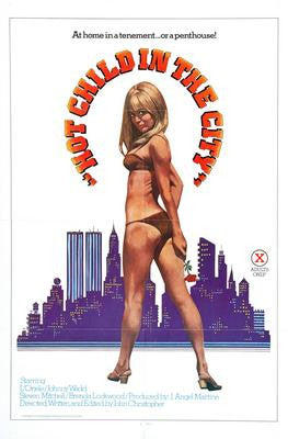 Hot Child In The City Movie Poster 24x36 - Fame Collectibles