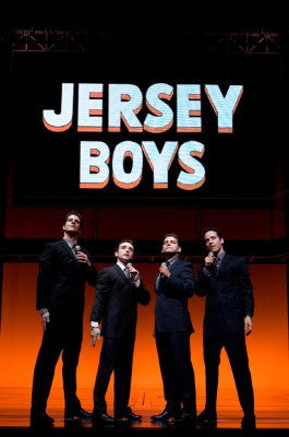 Frankie Valli Jersey Boys #03 8x10 photo - Fame Collectibles