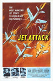 Jet Attack Movie Poster Puzzle Fun-Size 120 pcs - Fame Collectibles