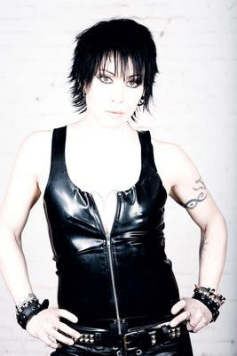 Joan Jett In Leather Puzzle Fun-Size 120 pcs - Fame Collectibles